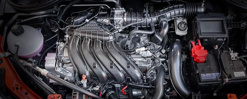 Мотор Рено Н4Мк под капотом Веста.