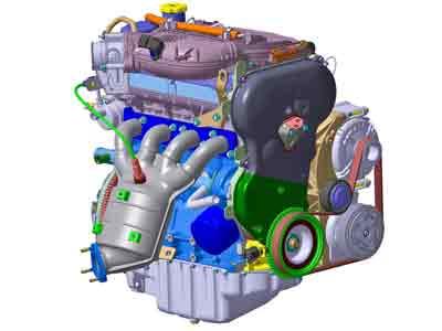 Информация о моторе ВАЗ 21179