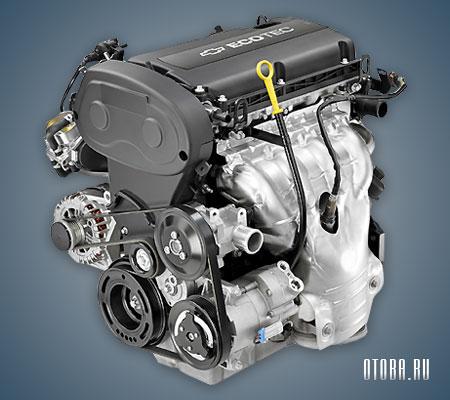 Двигатель шевроле 1 8