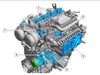 Информация о моторе Форд М8ДА