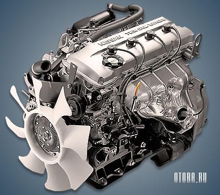 KA20DE - двигатель Nissan Caravan 2 0 литра   Otoba ru