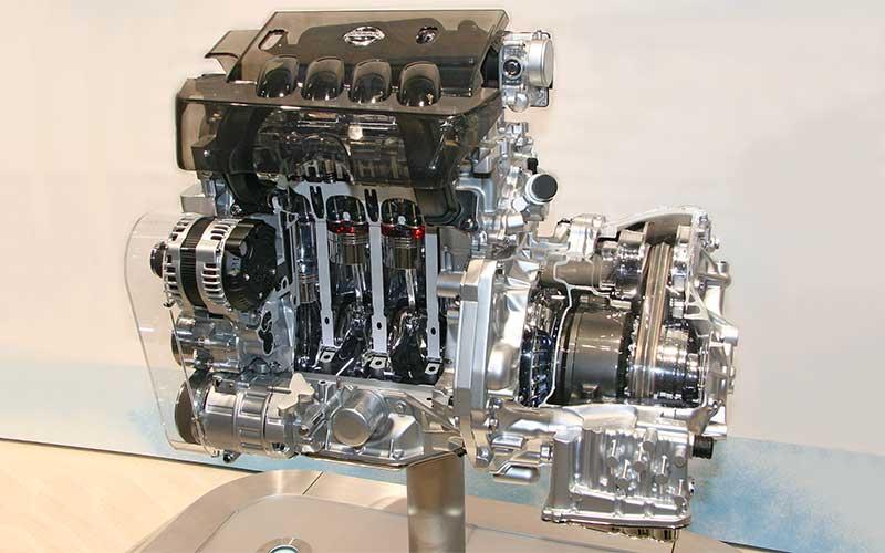 стуки при нагрузке двигатель mr20de nissan