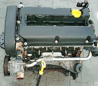 Контрактный мотор Z18XER