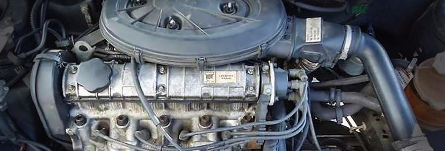 Мотор f2n под капотом Рено 19.