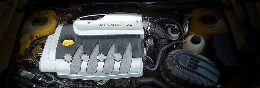 Силовой агрегат f5r под капотом Renault Laguna 2.