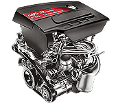 Иконка двигателя Alfa Romeo TBi
