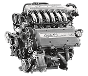 Иконка двигателя Alfa Romeo AR16105