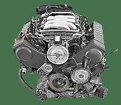 Иконка двс Audi EA835 бензин