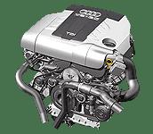 Иконка двс Audi EA896 дизель