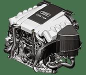Иконка двс Audi ASE дизель