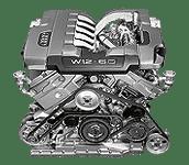 Иконка двс Audi BHT бензин