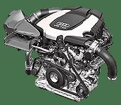 Иконка двс Audi EA897 дизель