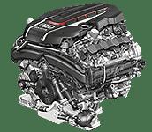 Иконка двс Audi CRDB бензин