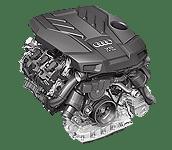 Иконка двс Audi EA839 бензин
