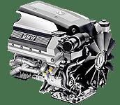 Иконка двс Land Rover bmw бензин