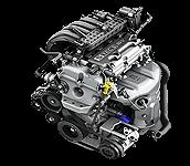 Иконка двигателя Chevrolet B12D1