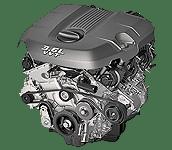 Иконка двс Chrysler Pentastar V6