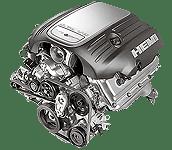 Иконка двс Chrysler Hemi V8