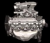 Иконка двигателя Daewoo MF-серия бензин