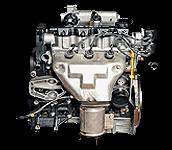 Иконка двигателя Daewoo MS-серия бензин