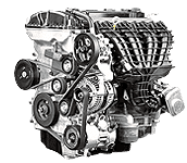 Иконка двс Chrysler World engine