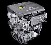 Иконка двигателя Ford EcoBoost
