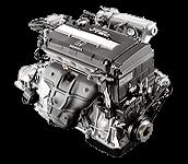 Иконка двигателя Honda B серии бензин