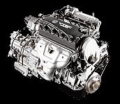 Иконка двигателя Honda D серии бензин
