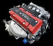 Иконка двигателя Honda F серии бензин