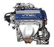 Иконка двигателя Honda H серии бензин