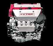 Иконка двигателя Honda K серии бензин
