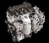 Иконка двигателя Honda R серии бензин