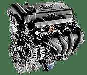 Иконка двс Hyundai G4FA
