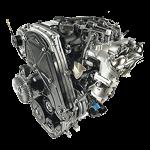 Иконка дизельного двигателя Hyundai серии A