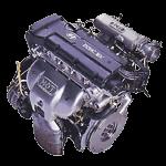 Иконка двигателя Hyundai серии Beta