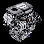Иконка двигателя Hyundai серии Gamma