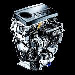 Иконка двигателя Hyundai серии Kappa