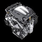 Иконка двигателя Hyundai серии Lambda