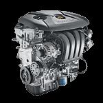 Иконка двигателя Hyundai серии Nu