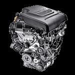 Иконка дизельного двигателя Hyundai серии R