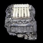 Иконка двигателя Hyundai серии Sigma