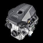 Иконка двигателя Hyundai серии Theta