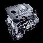 Иконка дизельного двигателя Hyundai серии U