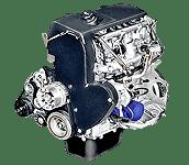 Иконка бензинового двигателя Iveco F1A