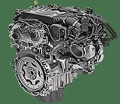 Иконка двс Jaguar AJ300P бензин