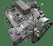 Иконка двс Land Rover бензин