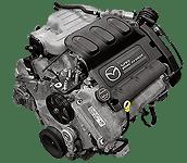 Иконка двс Mazda AJ-DE бензин
