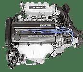 Иконка двс Mazda B-engine бензин