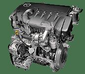 Иконка двс Mazda Y дизель