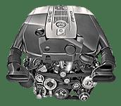 Иконка двс Mercedes m279 бензин